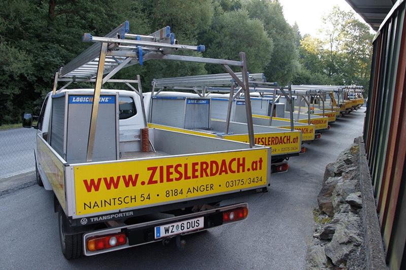 MTrack überzeugt Ziesler Dach GmbH