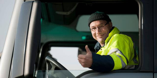 So wichtig ist die Gesundheit Ihrer LKW-Fahrer