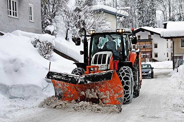 Telematik-Einsatz im Winterdienst
